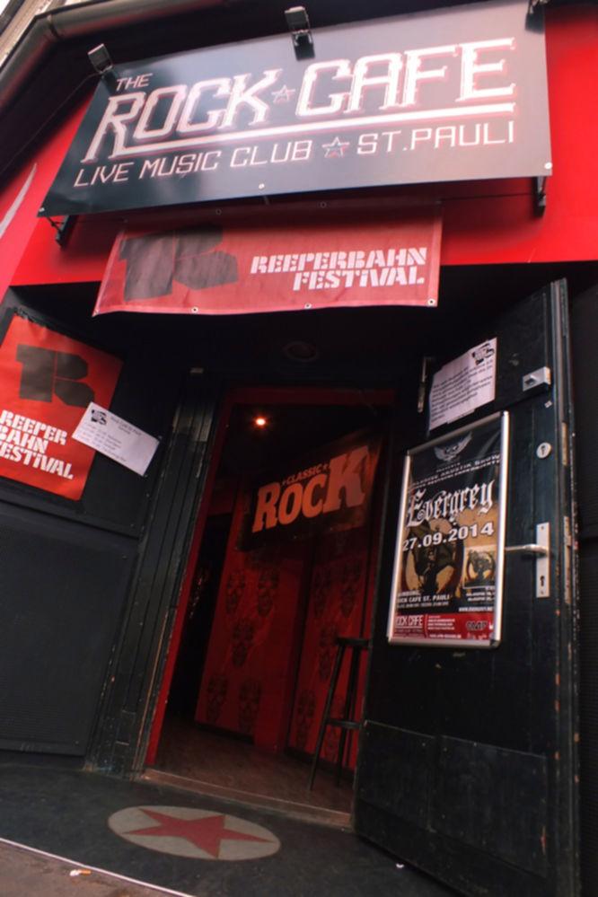 Schauplatz war erneut das Rock Café St. Pauli.
