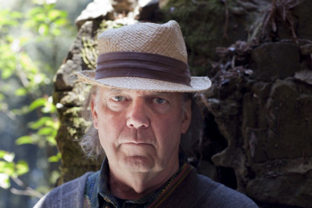 News: Neil Young & Brian Wilson beim Toronto International Film Festival