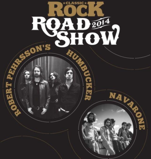 News: Jetzt Tickets für die CLASSIC ROCK ROADSHOW sichern!