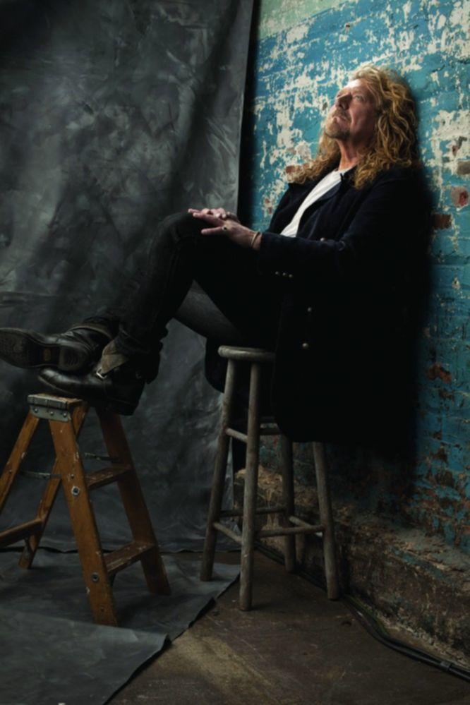 Robert Plant @ Gregg Delman