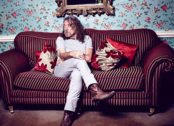 Robert Plant mit neuem Album