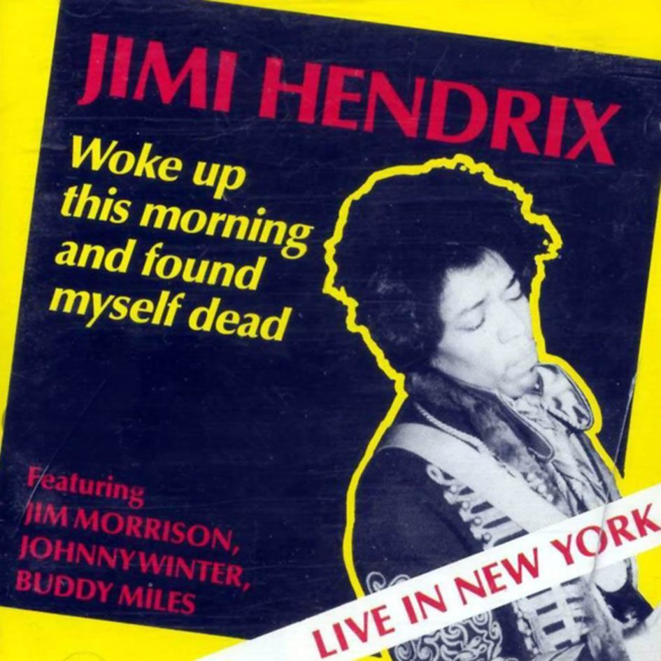 Sonderbar: WOKE UP THIS MORNING AND FOUND MYSELF DEAD (Bootleg, 1980)