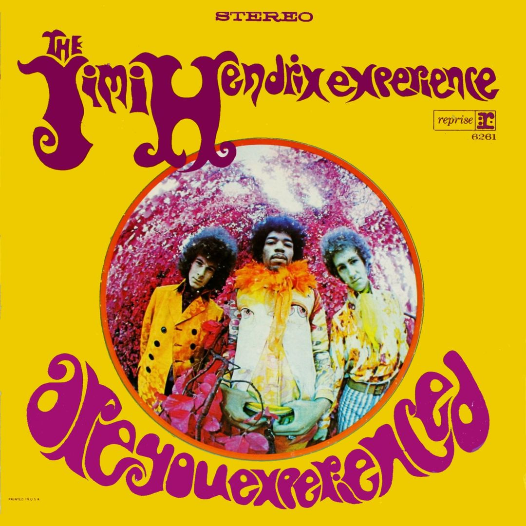Unverzichtbar: ARE YOU EXPERIENCED (Polydor, 1967)