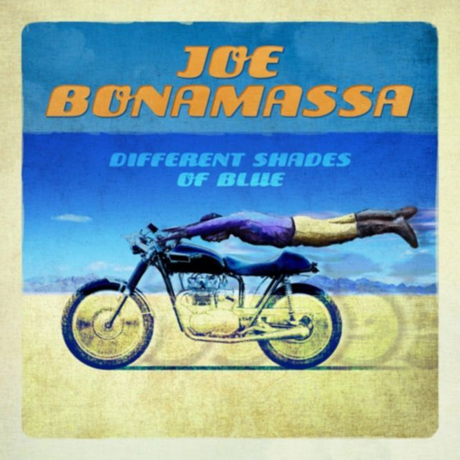 Joe Bonamassa Different Shades Of Blue