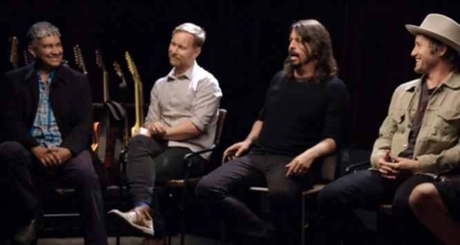 foo fighters_interview
