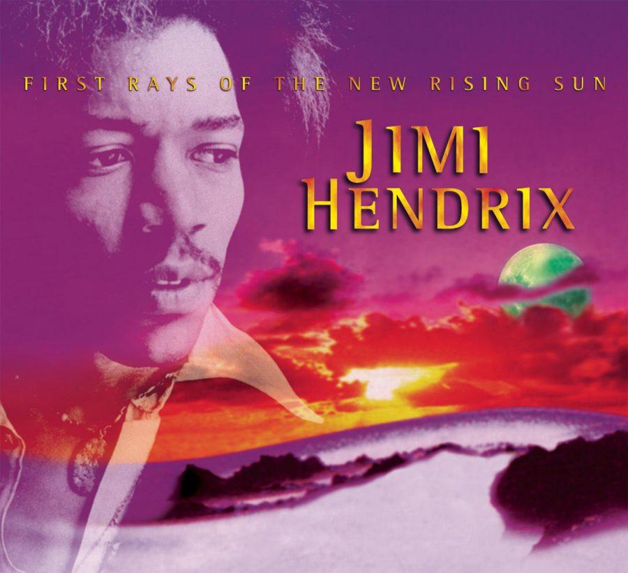 Jimi Hendrix First Rays