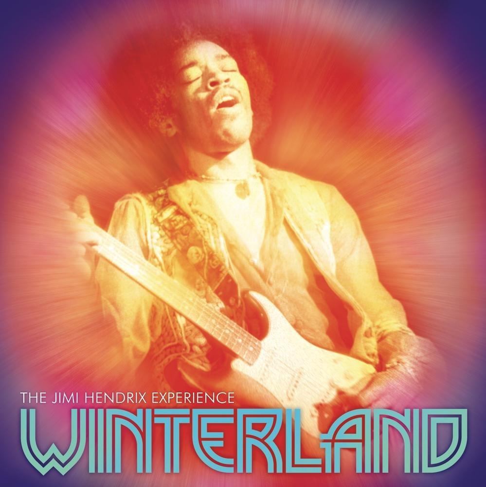 Jimi Hendrix Winterland