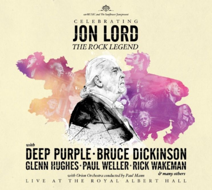 various - celebration jon lord