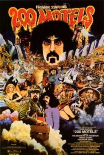 Frank Zappa: 200 Motels (USA/1971)