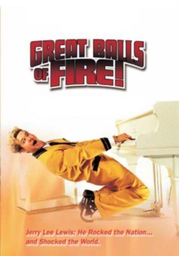 Great Balls Of Fire: Jerry Lee Lewis - Ein Leben für den Rock'n'Roll (USA/1989)