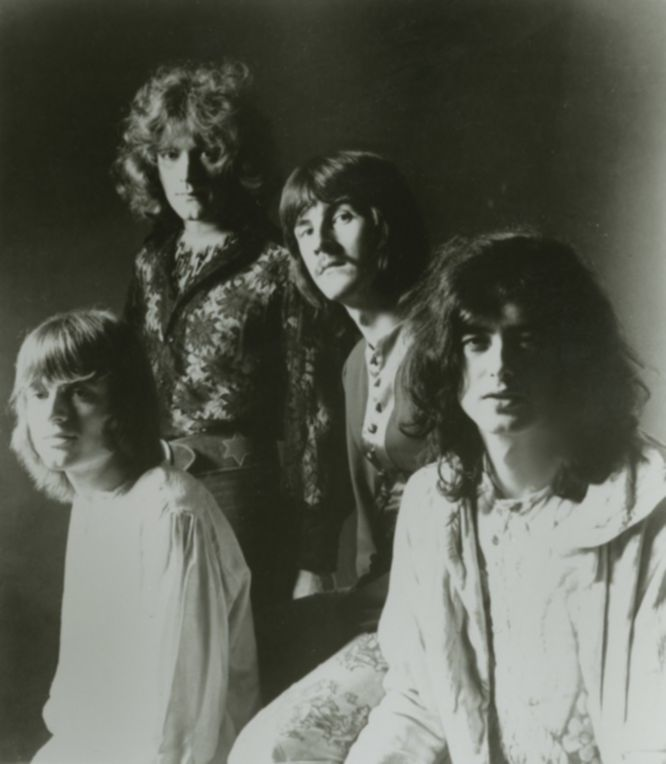 News: Led Zeppelin veröffentlichen HOUSES OF THE HOLY-Deluxe-Box