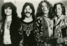 led zeppelin 1975 promo