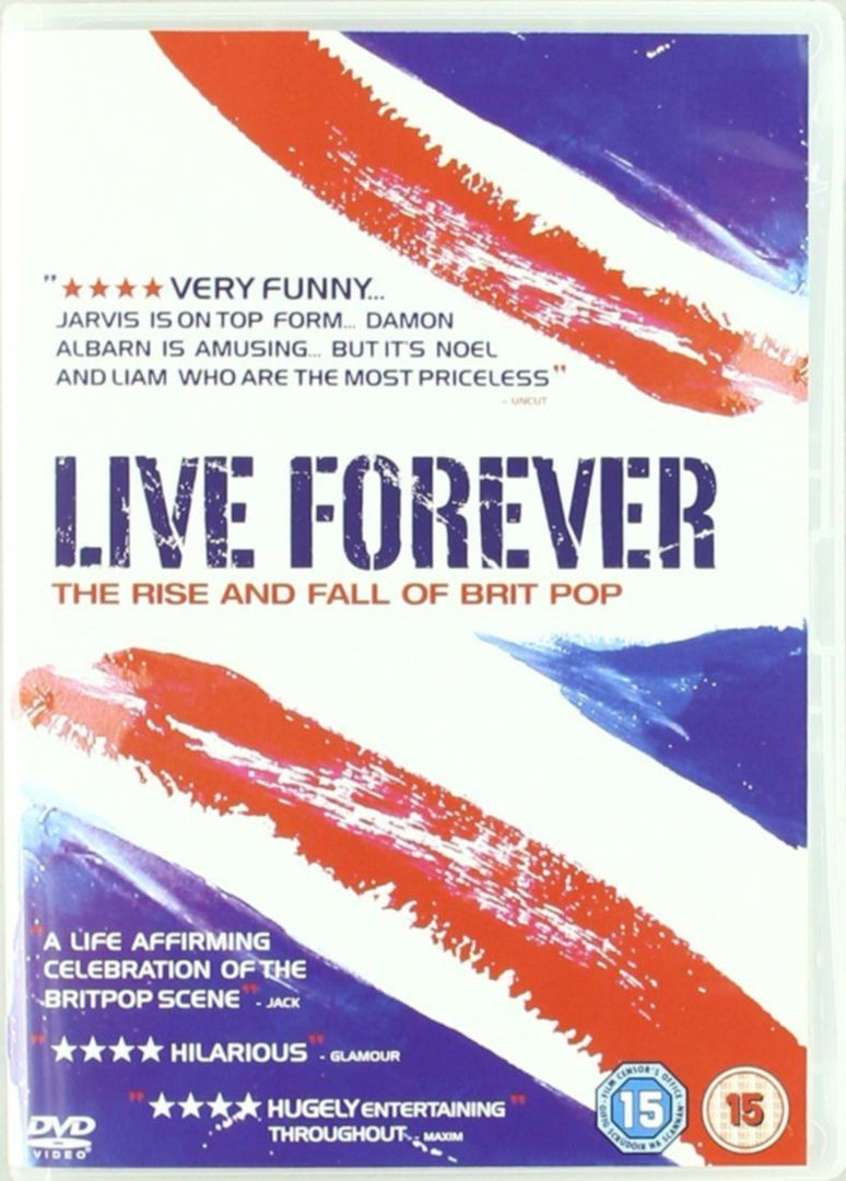 Live Forever (GB/2003)