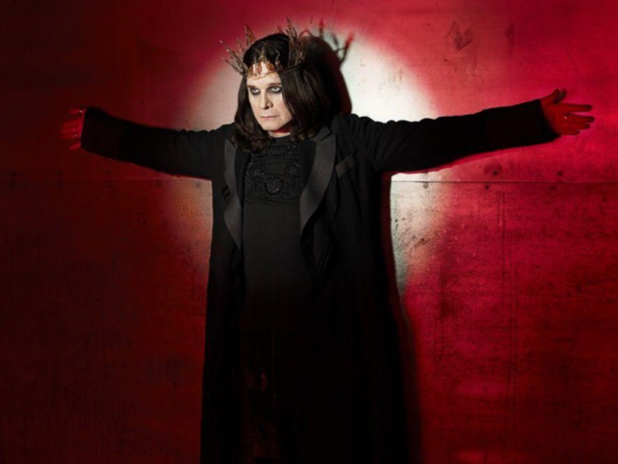 Ozzy Osbourne @ Joseph Cultice