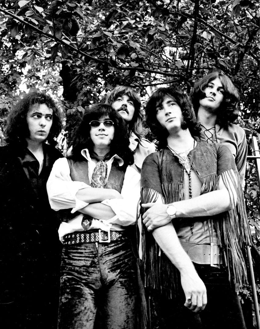 Nicht benutzen Deep Purple File Photos