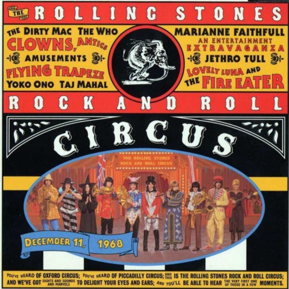 The Rolling Stones: Rock'n'Roll Circus (GB/1996)
