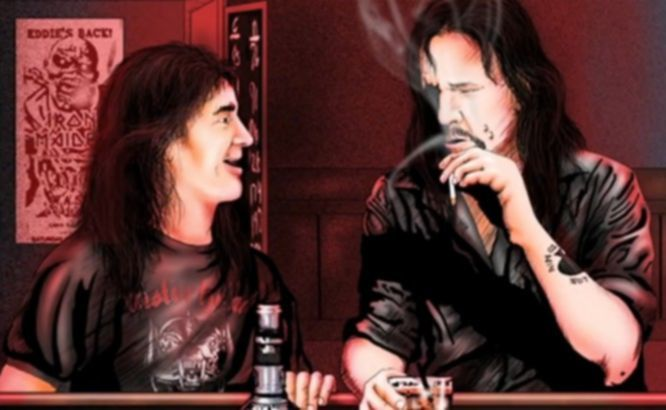 News: Scott Ian erzählt von seiner aufregenden ersten Begegnung mit seinem Idol Lemmy