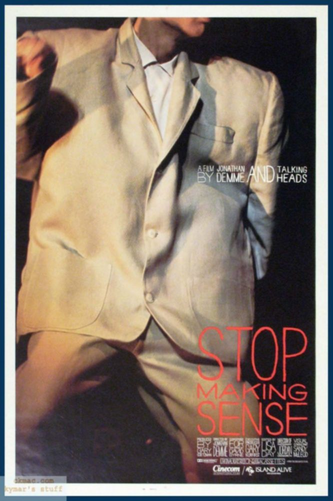 Talking Heads: Stop Making Sense (USA/1984)