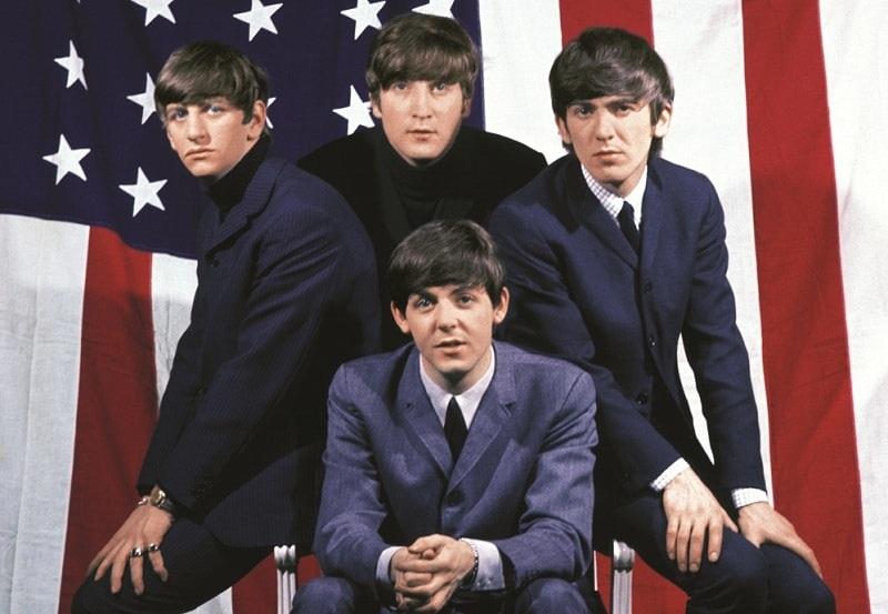 The Beatles USA