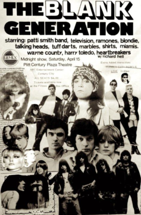 The Blank Generation (USA/1976)