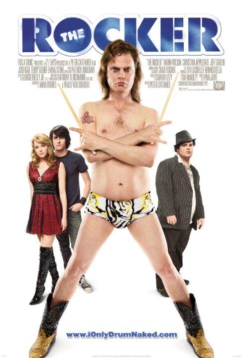 The Rocker - Voll der (S)Hit (USA/2008)