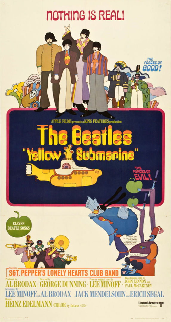 Yellow Submarine (GB, USA/1968)