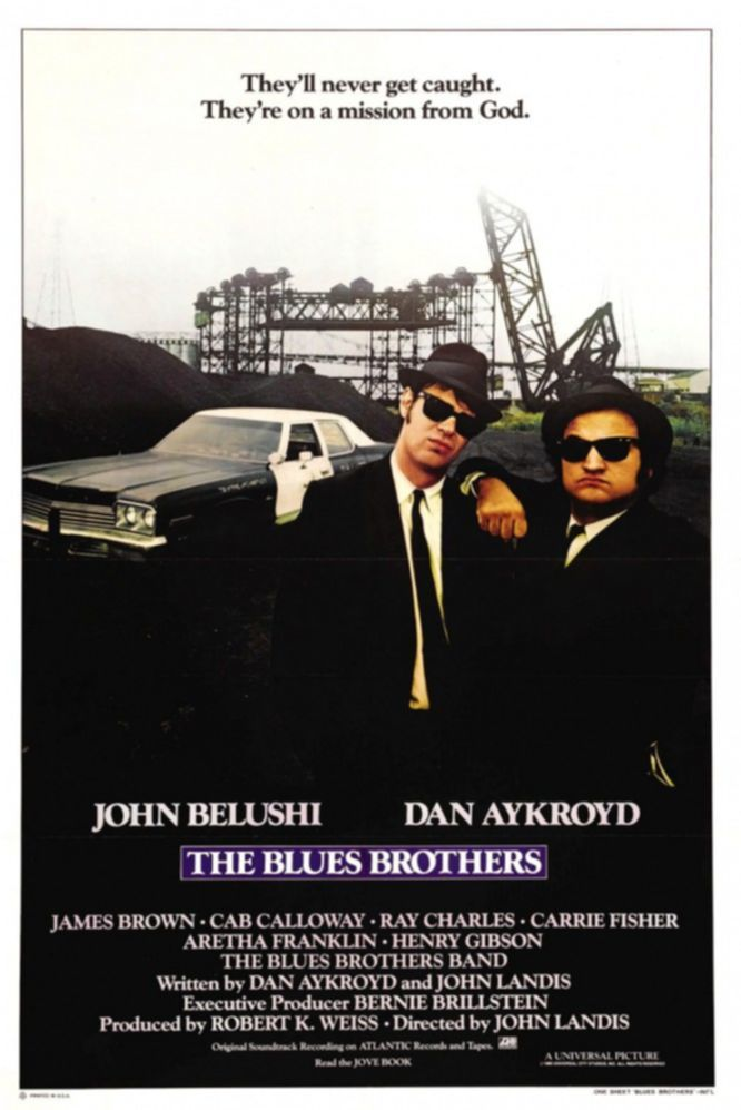 The Blues Brothers (USA/1980)