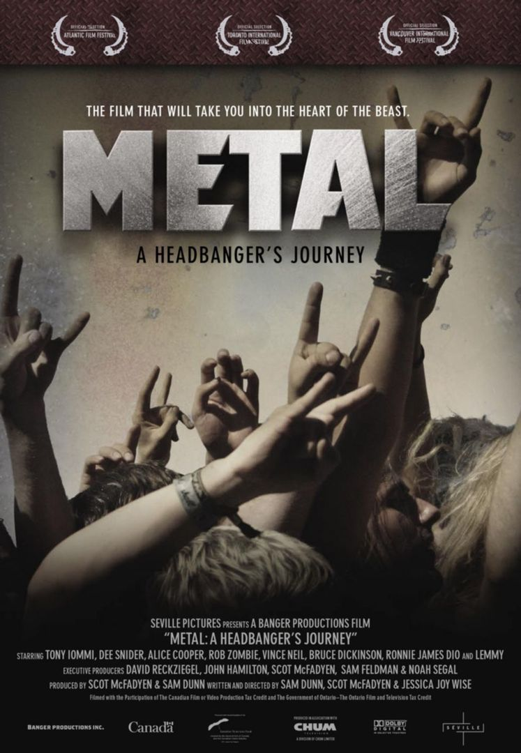 Metal: A Headbanger's Journey (CDN/2005)