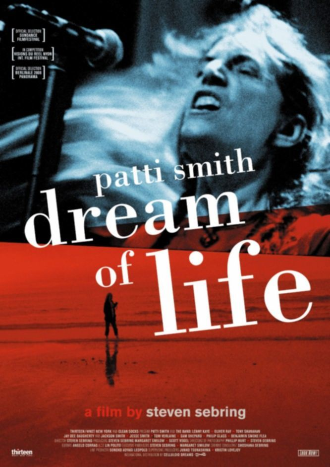 Patti Smith: Dream Of Life (USA/2008)