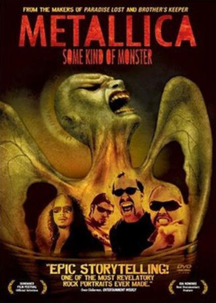 Metallica: Some Kind Of Monster (USA/2004)