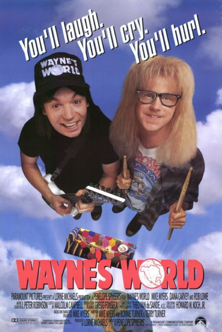 Wayne's World (USA/1992)