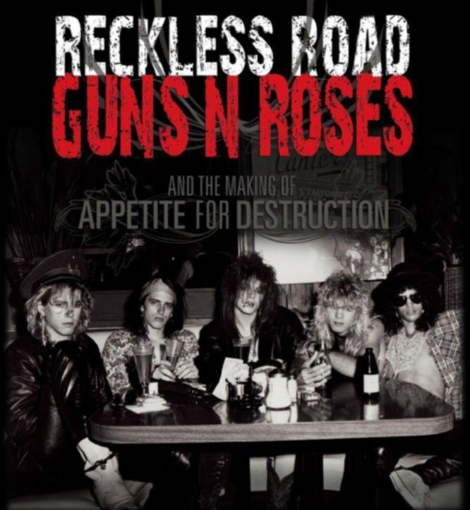 News: Guns N' Roses-Biografie wird verfilmt