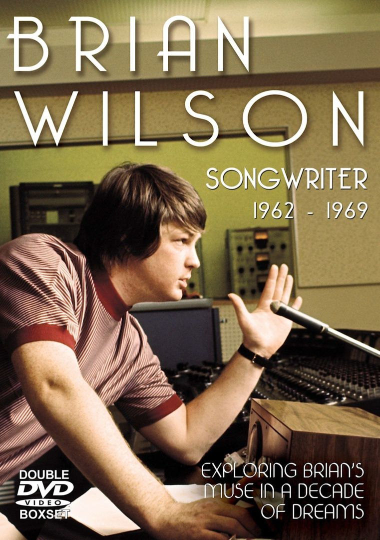 Brian Wilson Songwriter 1962-1969