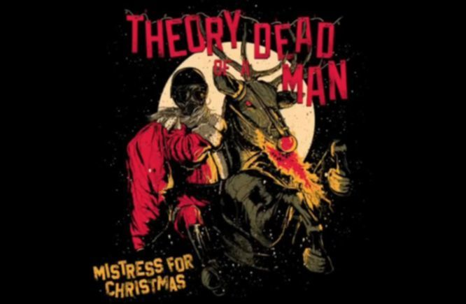 News: Theory Of A Deadman wollen eine ›Mistress For Christmas‹