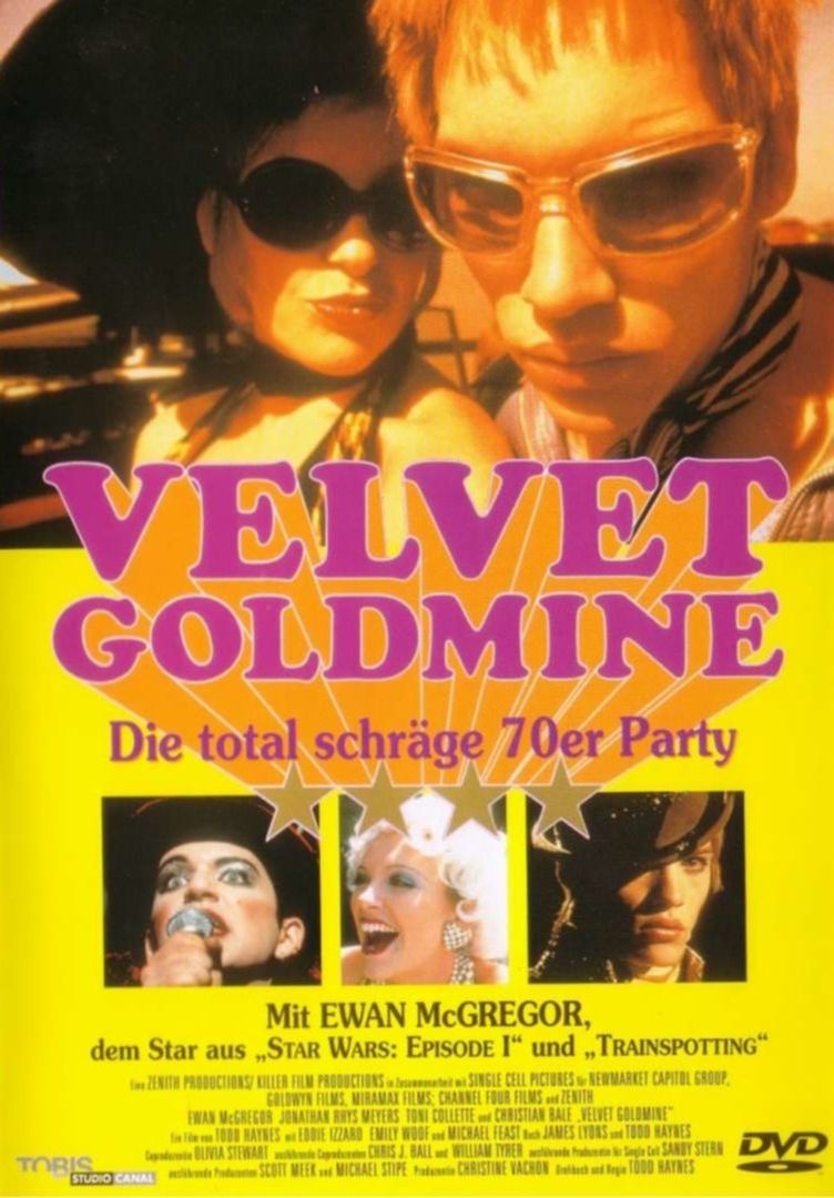 Velvet Goldmine (USA/1998)