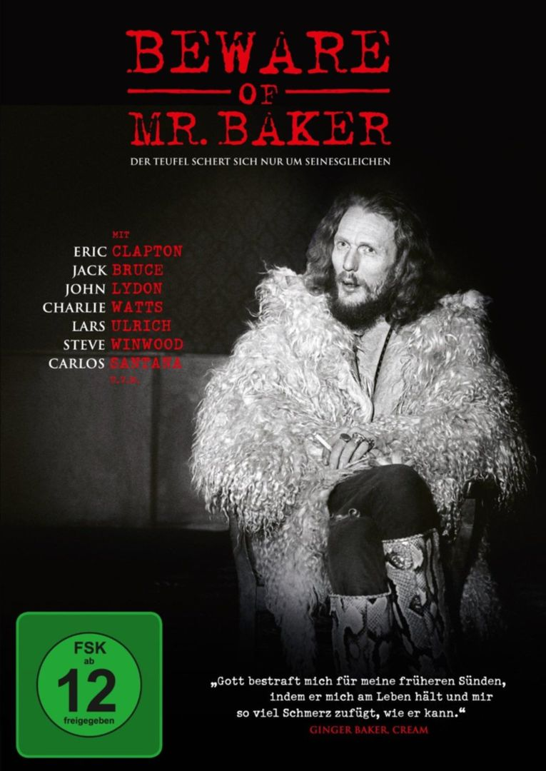 Beware Of Mr. Baker (USA 2012)