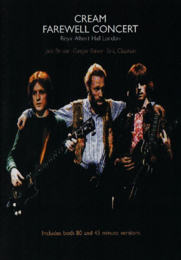 Cream: Farewell Concert (GB/1968)
