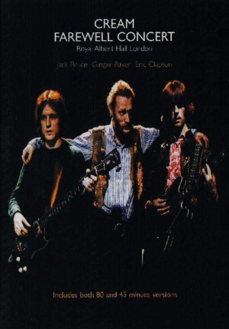 Cream: Farewell Concert (GB/1968)