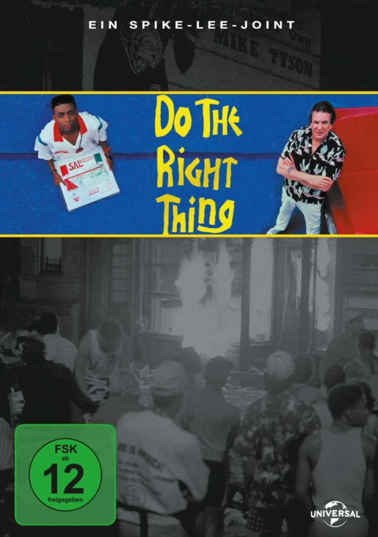 Do The Right Thing (USA/1989)