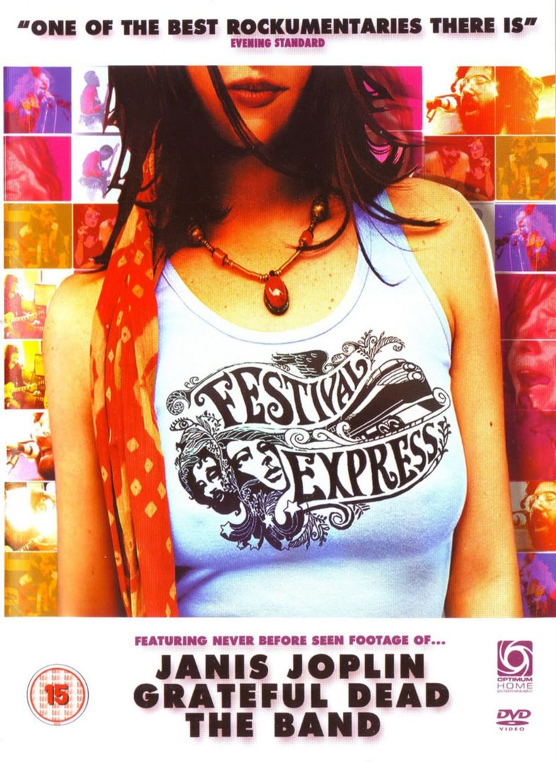Festival Express (GB/2003)