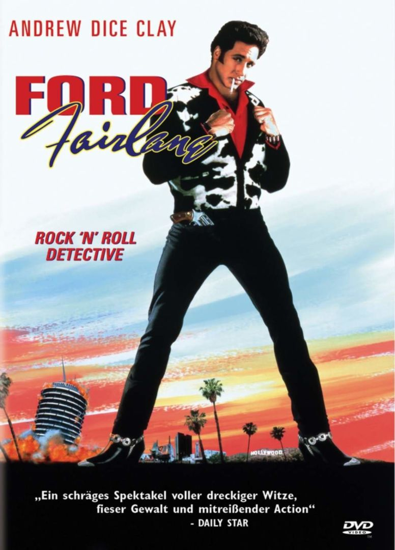 Ford Fairlane - Rock'n'Roll Detective (USA/1990)