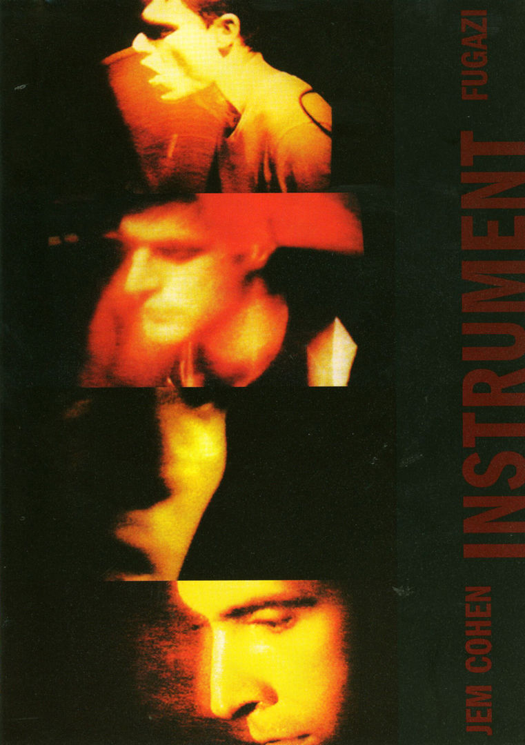 Fugazi - Instrument (USA/1999)
