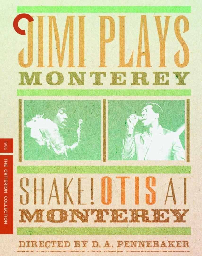 Jimi Hendrix: Jimi Plays Monterey (USA/1986)