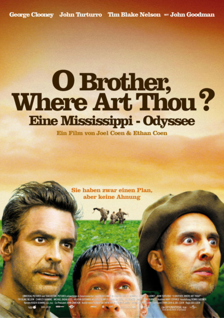 O Brother, Where Art Thou? (USA/2000)