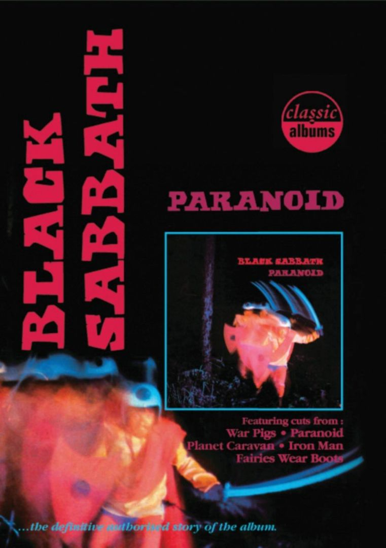 Paranoid - Black Sabbath (GB/2010)