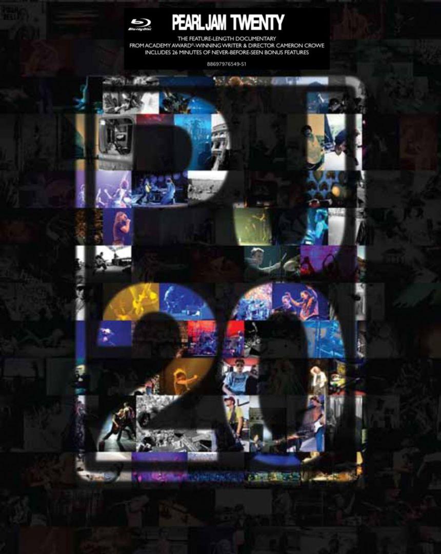 Pearl Jam Twenty (USA/2011)