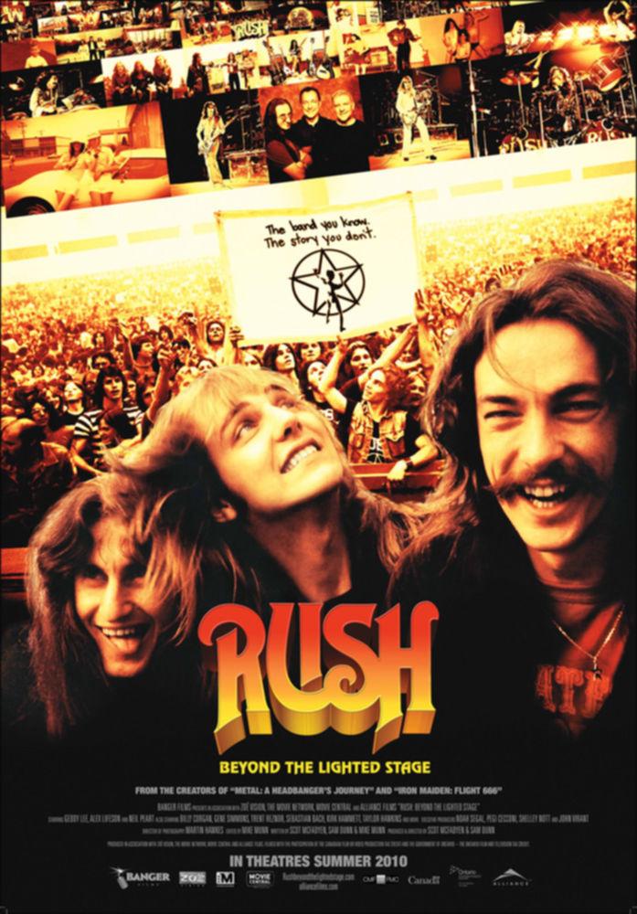 Rush: Beyond lightes Stage (CDN/2010)