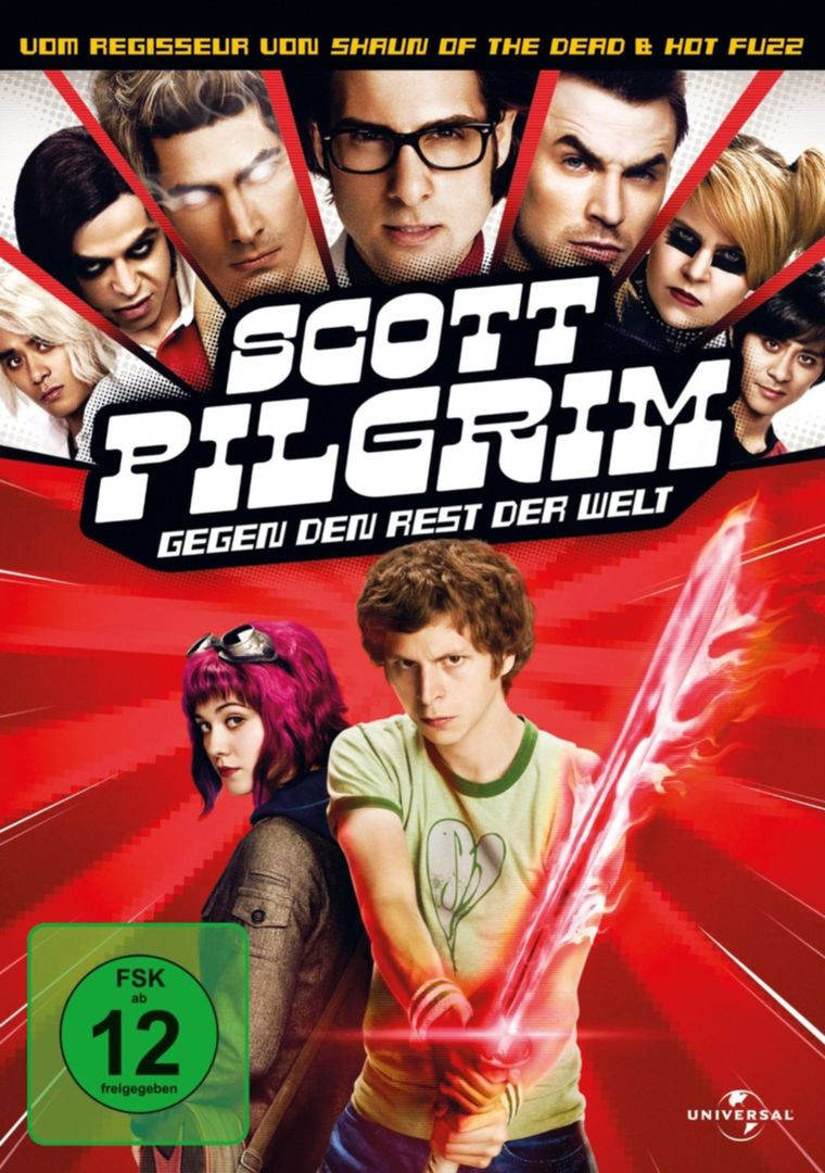 Scott Pilgrim (CDN, GB, USA/2010)