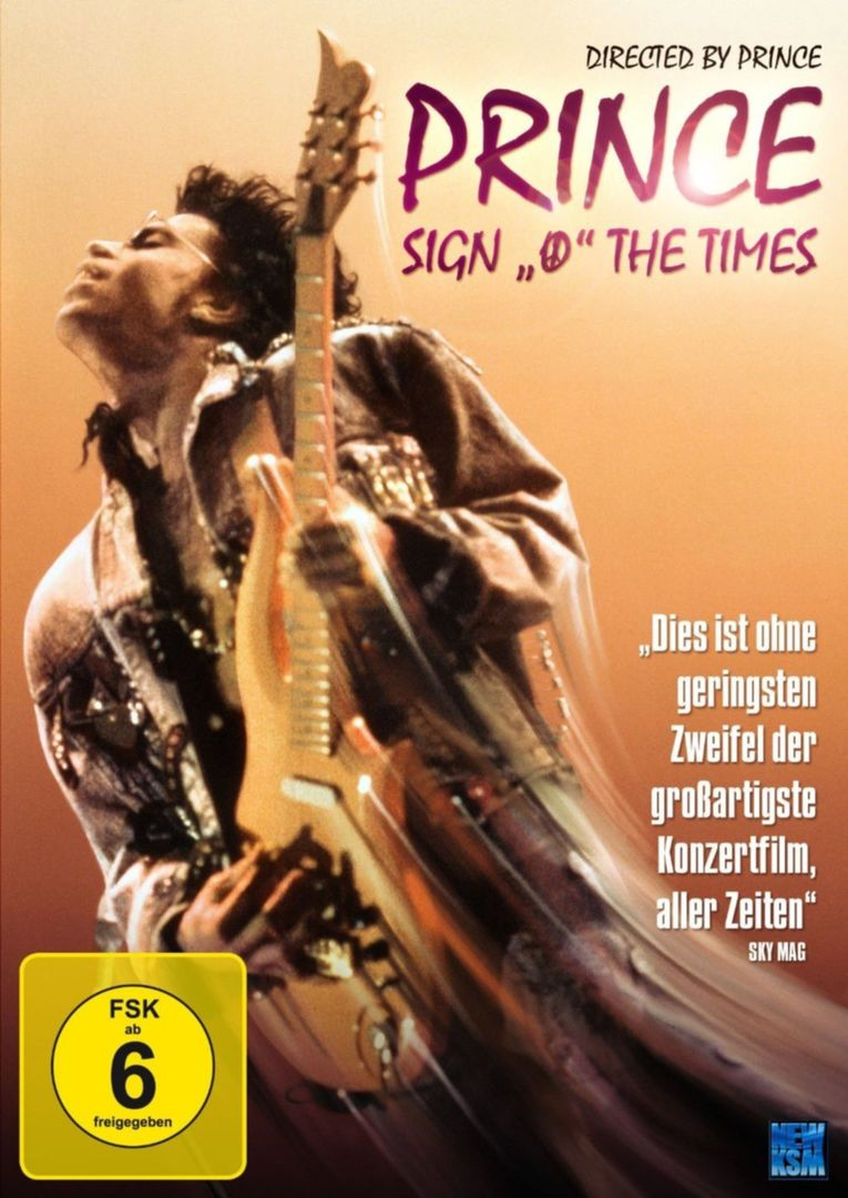 Sign 'O' The Times (USA/1987)