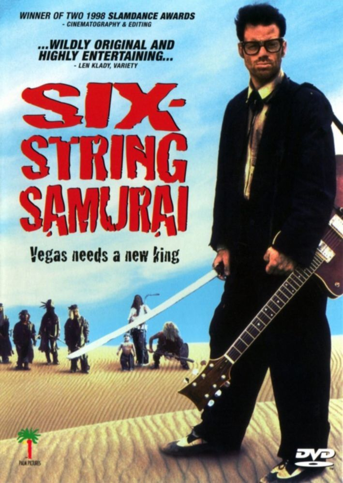 Six String Samurai (USA/1998)